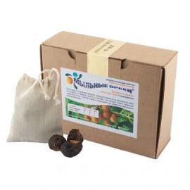 Мыльные орехи ® S.Mukorossi для стирки 200 г, , 15.90 руб., Мыльные орехи ® S.Mukorossi для стирки 200 г, Мыльные орехи, Zero waste = Ноль Отходов