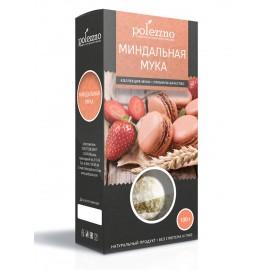 Миндальная мука, 100 гр Polezzno, , 11.00 руб., Миндальная мука, 100 гр Polezzno, POLEZZNO – продукты для здорового питания, Для выпечки