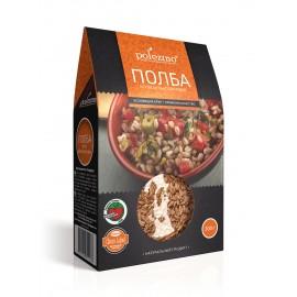 Полба зерно, 300 гр Polezzno, , 4.00 руб., Полба зерно, 300 гр Polezzno, POLEZZNO – продукты для здорового питания, ЕДА NEW