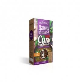 Суп гороховый, 250 гр Polezzno, , 4.50 руб., Суп гороховый, 250 гр Polezzno, POLEZZNO – продукты для здорового питания, ЕДА NEW