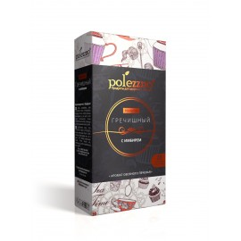Гречишный чай с имбирем, 40 гр Polezzno, , 8.00 руб., Гречишный чай с имбирем, 40 гр Polezzno, POLEZZNO – продукты для здорового питания, Чай, кисель или какао?