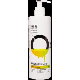 Жидкое мыло Апельсин и Лайм Onme, 400 мл, , 12.90 руб., Жидкое мыло Апельсин и Лайм Onme, 400 мл, ONME - натуральная косметика, Натуральное мыло