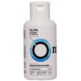 Мицеллярная вода Укрепляющая ONME, Мини версия 100 мл, , 12.60 руб., Мицеллярная вода Укрепляющая ONME, Мини версия 100 мл, ONME - натуральная косметика, Пробники и мини-версии