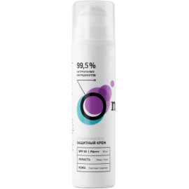 Защитный крем от ультрафиолета SPF 30 | PA+++, ONME, 50мл, , 28.30 руб., Защитный крем от ультрафиолета SPF 30, ONME - натуральная косметика, Крем для тела