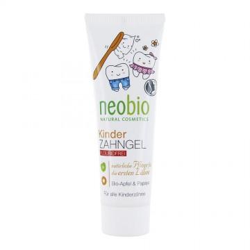 Гелевая зубная паста без фтора для детей NeoBio, 50 мл