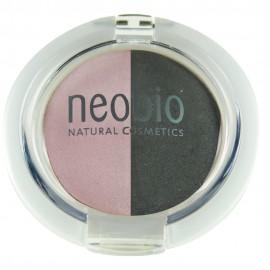 """Двойные тени для век """"Розовый бриллиант"""" NeoBio, 5г, , 19.60 руб., Тени для век """"Розовый бриллиант"""" NeoBio, 5г, NeoBio, Минеральная декоративная косметика"""