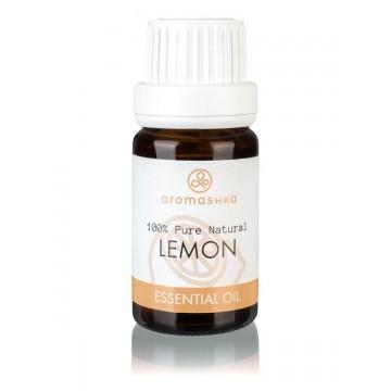 Эфирное масло Лимона, 10 мл Aromashka