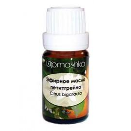 Эфирное масло Петитгрейна (апельсиновых листьев), 10 мл Aromashka