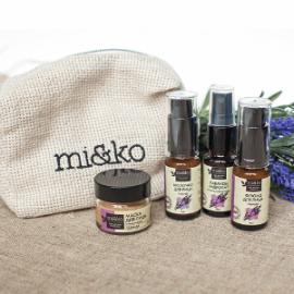Набор для чувствительной кожи Mi&ko, , 28.50 руб., Набор для чувствительной кожи Mi&ko, Ми&Ко - 100% натуральная косметика, Подарочные наборы и Сертификат