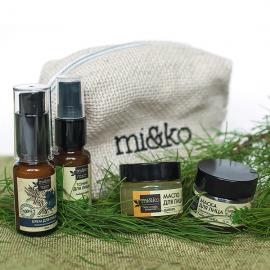 Набор для проблемной кожи Mi&ko, , 28.50 руб., Набор для проблемной кожи Mi&ko, Ми&Ко - 100% натуральная косметика, Подарочные наборы и Сертификат