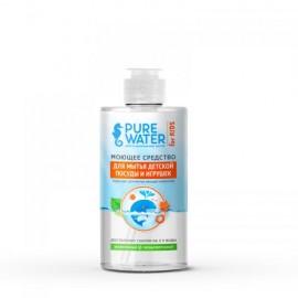 Средство для мытья детской посуды (Pure water), 450мл