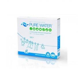 Стиральный порошок концентрат PURE WATER, 300 гр, , 9.00 руб.,   Стиральный порошок концентрат PURE WATER, Ми&Ко - 100% натуральная косметика, Для стирки белья