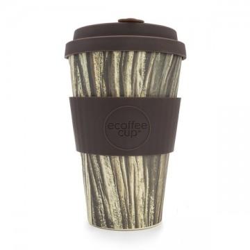 Кофейная эко-чашка: Древесная кора, 400мл, Сoffee Cup