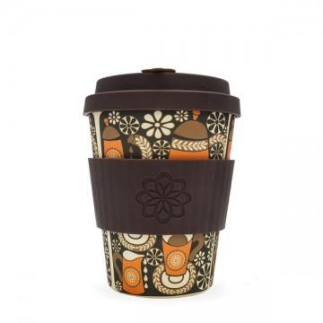 Кофейная эко-чашка: Утренний кофе, 350мл, Ecoffee cup