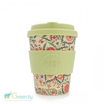 Кофейная эко-чашка: Папафранко, 340мл, Сoffee Cup