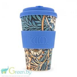 Кофейная эко-чашка:  Лилия, 400мл, Сoffee Cup, , 28.00 руб., Кофейная эко-чашка:  Лилия, 400мл, Сoffee Cup, Ecoffee cup(Великобритания), Ecoffee cup