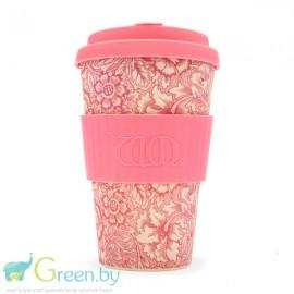 Кофейная эко-чашка: Poppy, 400мл, Сoffee Cup