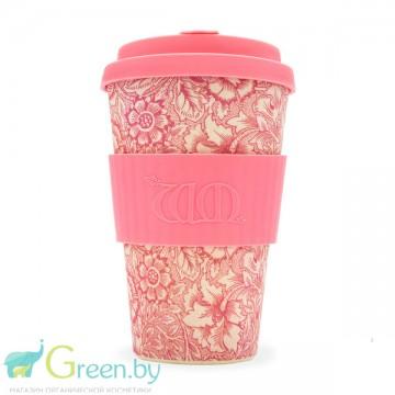 Кофейная эко-чашка: Мак, 400мл, Сoffee Cup
