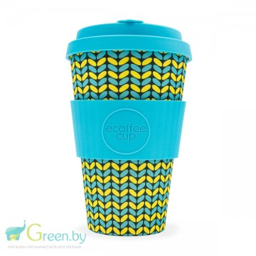 Кофейная эко-чашка: Норвежский, 400мл, Ecoffee cup