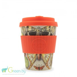 Кофейная эко-чашка: Farfalle, 340мл, Сoffee Cup