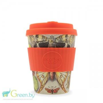 Кофейная эко-чашка: Фарфалле, 340мл, Сoffee Cup