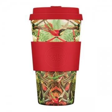 Кофейная эко-чашка: Канареечки, 475мл, Сoffee Cup