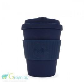Кофейная эко-чашка: Темная энергия, 350мл, Сoffee Cup, , 27.00 руб., Кофейная эко-чашка: Темная энергия, 350мл, Сoffee Cup, Ecoffee cup(Великобритания), Многоразовые чашки Ecoffee cup и Stojo