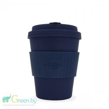 Кофейная эко-чашка: Темная энергия, 350мл, Ecoffee cup
