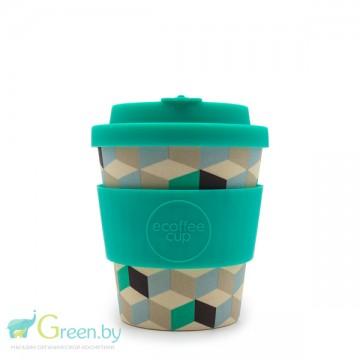Кофейная эко-чашка: Свежий, 250мл, Сoffee Cup