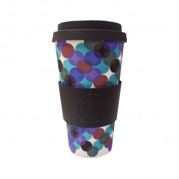 Кофейная эко-чашка: Монсье Тетон, 475мл, Ecoffee cup
