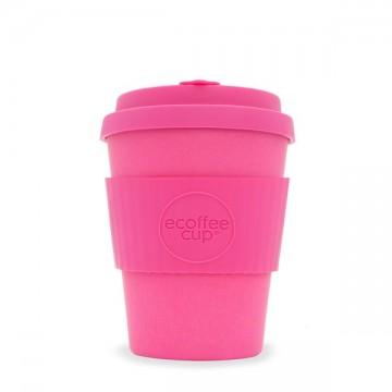 Кофейная эко-чашка: Розовый, 350мл, Ecoffee cup