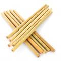 Бамбуковая трубочка (соломка) для напитков