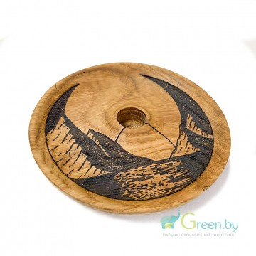 Подставка для пало санто №1, диаметр 11,5 см