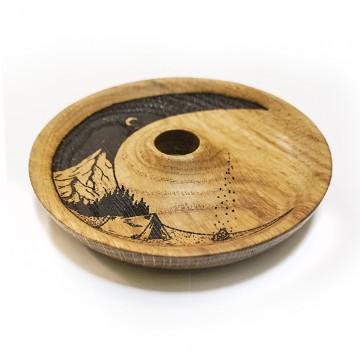 Подставка для пало санто №2, диаметр 11,5 см