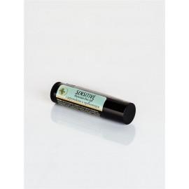 Sensitive бальзам для губ с церамидами и пребиотиком, 5гр, , 9.50 руб., Sensitive бальзам для губ с церамидами и пребиотиком, Мастерская Олеси Мустаевой , Уход для лица