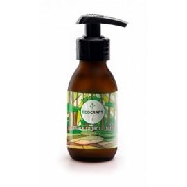 """Гидрофильное масло для жирной кожи """"Black currant and tar"""" Черная смородина и смола, 100мл, , 16.80 руб., Гидрофильное масло для жирной кожи , Ecocraft - натуральная косметика, Уход для лица"""