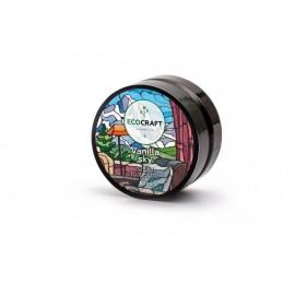 """Крем-масло для ног Ванильное небо, 60мл, , 17.60 руб., Крем-масло для ног """"Vanilla sky"""" , Ecocraft - натуральная косметика, Крем для рук и ног"""