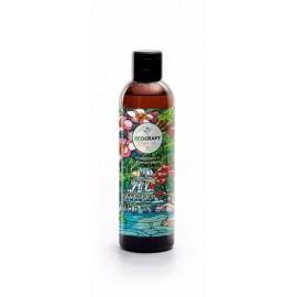 Шампунь для укрепления и восстановления волос  Франжипани и марианская слива, 250мл, , 17.90 руб., ECOCRAFT Шампунь Франжипани и марианская слива, 250мл, Ecocraft - натуральная косметика, Шампуни и бальзамы для волос