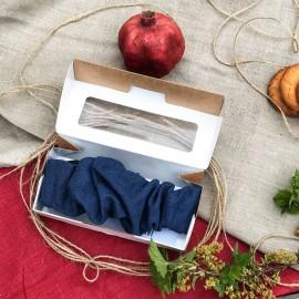 Повязка Синие рюши ALOE, , 20.00 руб., Повязка Синие рюши ALOE, ALOE - шоперы, фруктовки и кое-что еще..., Приятные полезности