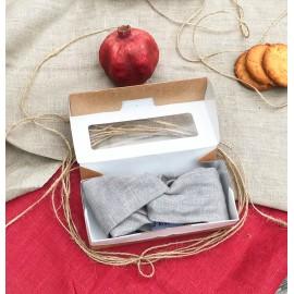 Повязка Серый узелок ALOE, , 20.00 руб., Повязка Серый узелок ALOE, ALOE - шоперы, фруктовки и кое-что еще..., Приятные полезности