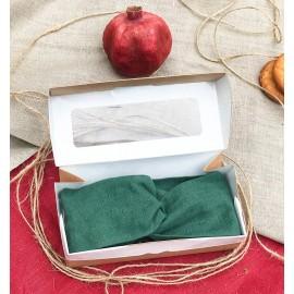 Повязка Зеленый узелок ALOE, , 20.00 руб., Повязка Зеленый узелок ALOE, ALOE - шоперы, фруктовки и кое-что еще..., Приятные полезности