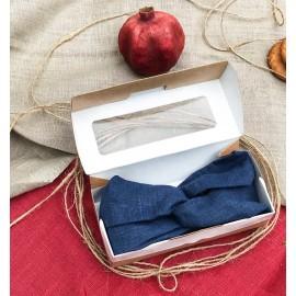Повязка Синий узелок ALOE, , 20.00 руб., Повязка Синий узелок ALOE, ALOE - шоперы, фруктовки и кое-что еще..., Приятные полезности