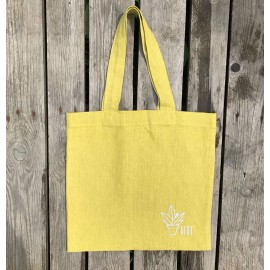 "Эко сумка-шопер ""Желтый"", , 30.00 руб., Эко сумка-шопер ""Желтый"", ALOE - шоперы, фруктовки и кое-что еще..., Сумки и фруктовки"