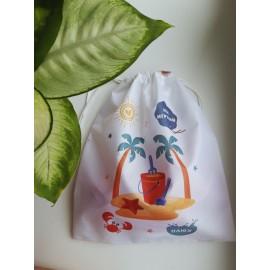 Мешок для детских игрушек в песочнице, Aliva