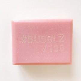 Натуральное мыло «Малиновое» BUBBLZ, 100 гр, , 10.00 руб., Натуральное мыло «Малиновое» BUBBLZ, 100 гр, #BUBBLZ Натуральное мыло и свечи ручной работы, Мыло и твердые шампуни