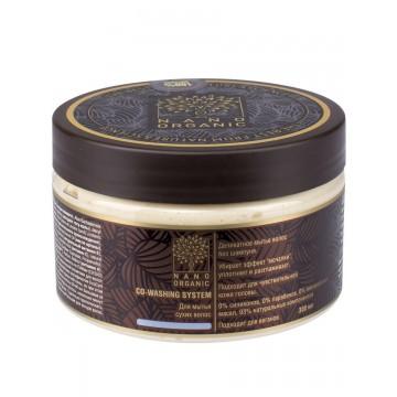 Ковошинг для сухих и поврежденных волос Nano organic, 300 мл