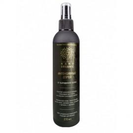 Спрей от выпадения волос для кожи головы Nano organic, 270 мл, , 20.80 руб., Спрей от выпадения волос для кожи головы Nano organic, 270 мл, Nano organic — натуральная косметика, Несмываемые средства