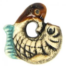 """Аромакулон  """"Рыба"""", , 4.00 руб., Аромакулон  """"Рыба"""", , Аромалампы-кулоны-камни"""