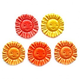 """Аромакулон  """"Солнышко"""", , 4.00 руб., Аромакулон  """"Солнышко"""", , Аромалампы-кулоны-камни"""