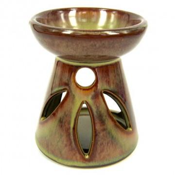 Аромалампа Лепесток, 9,3см, керамика